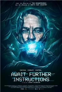 Await Further Instructions (2018) poster