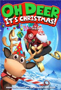 Oh Deer, It's Christmas (2018) 1080p Poster