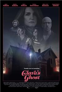 Clara's Ghost (2018) 1080p Poster