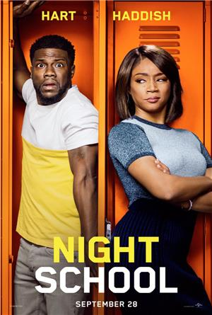Night School (2018) Poster
