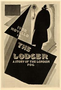 The Lodger: A Story of the London Fog (1927) 1080p Poster