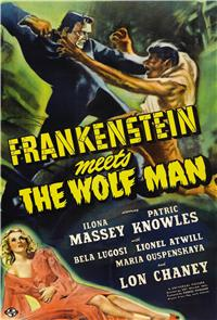 Frankenstein Meets the Wolf Man (1943) 1080p Poster