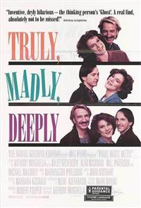 Truly Madly Deeply (1990) 1080p poster