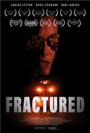 Fractured (2018) 1080p Poster