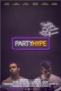 Party Hype (2018) Poster