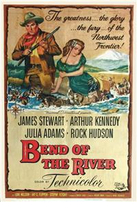 Bend of the River (1952) 1080p Poster