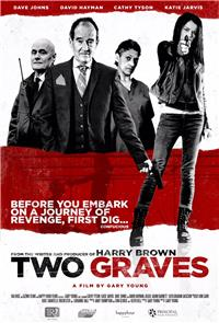 Two Graves (2018) Poster