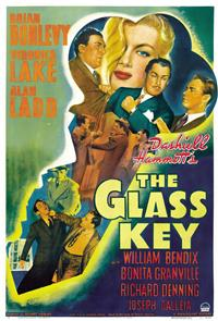 The Glass Key (1942) 1080p Poster