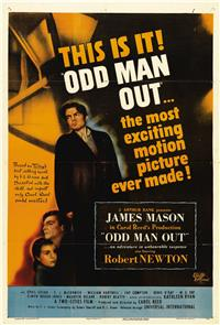 Odd Man Out (1947) 1080p Poster