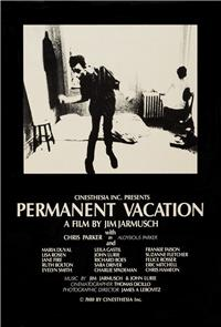 Permanent Vacation (1980) 1080p Poster