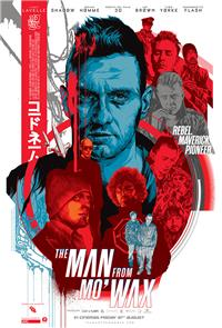 The Man from Mo'Wax (2018) Poster