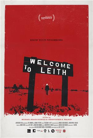 Welcome to Leith (2015) 1080p Poster