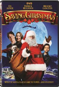 Saving Christmas (2017) Poster