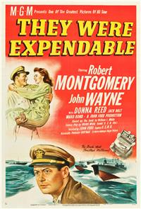 They Were Expendable (1945) 1080p Poster