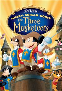 Mickey, Donald, Goofy: The Three Musketeers (2004) 1080p Poster