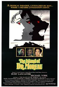 The Island of Dr. Moreau (1977) 1080p poster