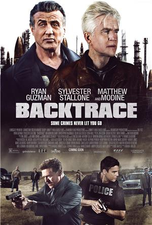 Backtrace (2018) Poster