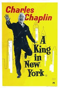 A King in New York (1957) 1080p Poster