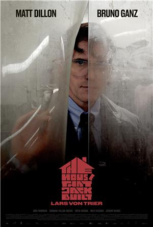 The House That Jack Built (2018) 1080p Poster