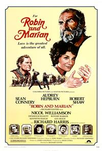 Robin and Marian (1976) Poster