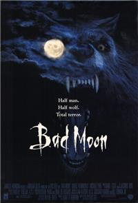 Bad Moon (1996) Poster