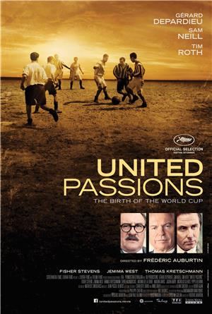 United Passions (2014) Poster