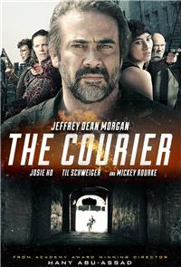 The Courier (2012) Poster