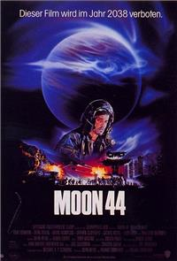 Moon 44 (1990) Poster