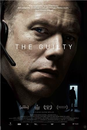 The Guilty (2018) 1080p Poster