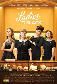 Ladies in Black (2018) Poster