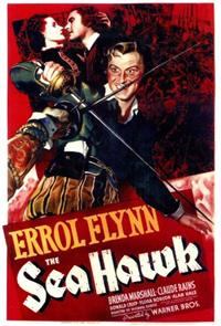 The Sea Hawk (1940) 1080p Poster