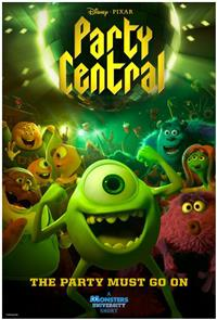 Party Central (2014) Poster
