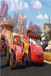 The Radiator Springs 500 ? (2014) Poster
