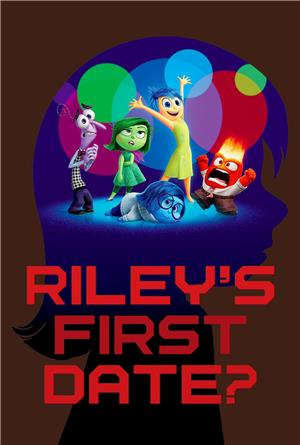 Riley's First Date? (2015) 1080p Poster