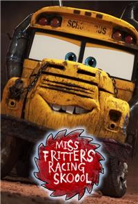 Miss Fritter's Racing Skoool (2017) Poster