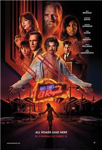 Bad Times at the El Royale (2018) 1080p Poster