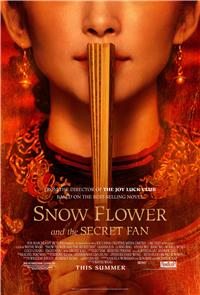 Snow Flower and the Secret Fan (2011) 1080p Poster