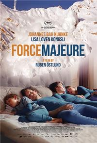 Force Majeure (2014) 1080p Poster