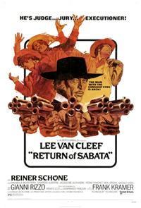 Return of Sabata (1971) 1080p Poster