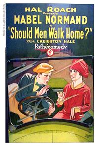 Should Men Walk Home? (1927) Poster