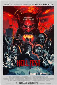 Hell Fest (2018) 1080p Poster