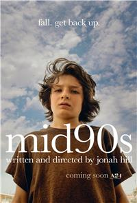Mid90s (2018) Poster