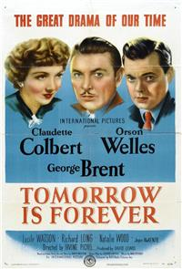 Tomorrow Is Forever (1946) 1080p Poster