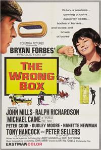 The Wrong Box (1966) 1080p Poster