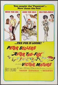 After the Fox (1966) 1080p Poster