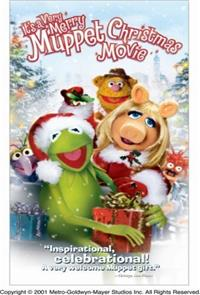 It's a Very Merry Muppet Christmas Movie (2002) Poster