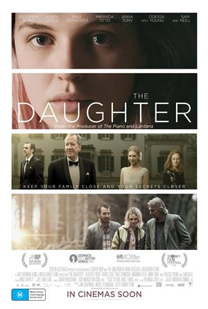 The Daughter (2015) 1080p Poster