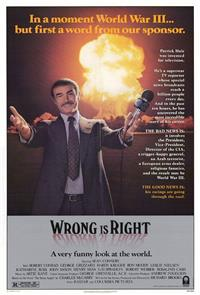 Wrong Is Right (1982) 1080p Poster