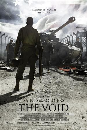 Saints and Soldiers: The Void (2014) Poster