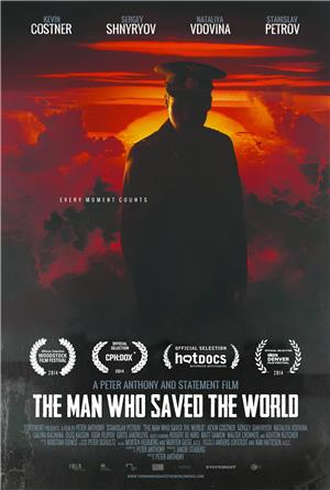 The Man Who Saved the World (2014) Poster